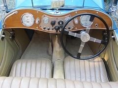 MG TC (1949).