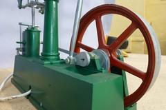model engine steam beam plastic motor kit airfix