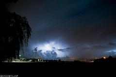 Thunderbolt (Giorgio Stellini) Tags: light night thunder giorgio thunderbolt stellini