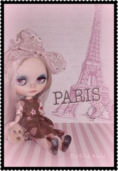 Eiffel tower should be pink!...........♥