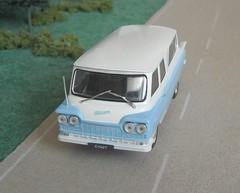 Start. CTAPT (3) (dougie.d) Tags: start gaz soviet zil russian volga modelcar ussr 143 ctapt modelauto