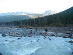 Crossing Coleman Creek