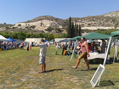Epi Fete 15-09-2012 (@CyprusPictures) Tags: charity army cyprus fete planes guns happyvalley tanks militarybase parachutedrop episkopibay cypruspictures dogrescuecharities episkipi thulbornchapmanphotography