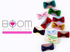 *BOOM* Carnival Bow Clutch for The Arcade (Aranel Ah *BOOM* Clothing Co.) Tags: wallet arcade boom purse clutch accessories gacha thearcade