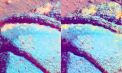 s-1P401082260ESFBW00P2563L257R12467regTx2G+4dxa-c2 (hortonheardawho) Tags: york opportunity mars meridiani color rock 3d difference cape enhanced false endeavour errington 3074