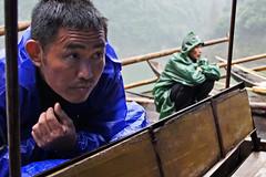 San Pan Oarsmen (Culture Shlock) Tags: china travel water river boat asia ship paddle row oar yangtzeriver waterway oarsman sanpan
