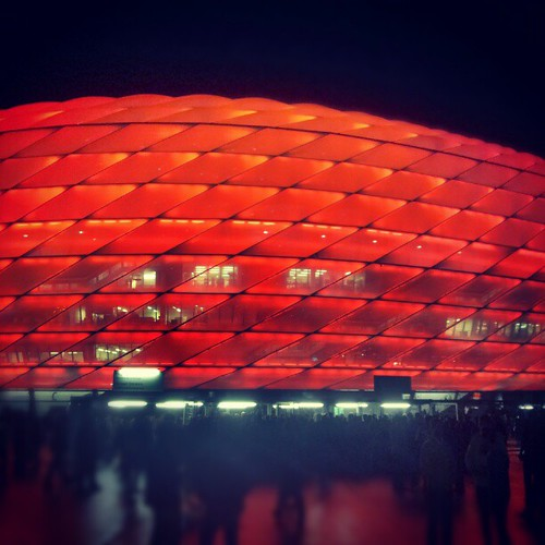 münchen square bayern football squareformat cl hdr championsleague allianzarena fcbayernmünchen iphoneography androidography instagram instagramapp xproii uploaded:by=instagram foursquare:venue=4ade0d29f964a520216b21e3 prohdrcamera
