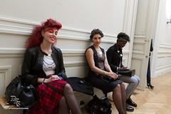 Coulisses du plus grand défilé de mode du monde par Lafayette