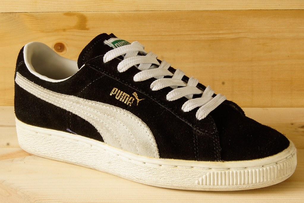 Puma Suede 30501288 (forever fresh) Tags  africa blue shadow red basketball  vintage star 747ed1d5fd