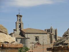 DSC08130 (madskills421) Tags: brick castle spain pueblo ciudad espana spanish espanol castillo avila muros murallas