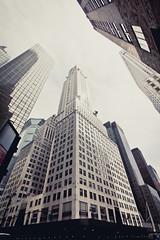 Chrysler Building *1 (moertl) Tags: newyork architecture architektur desaturated hochhaus skyskraper