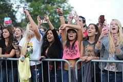 Vibe Live 2012 - Cobra Starship (hofstrauniversity) Tags: hofstrauniversity cobrastarship vibelive fallfestival2012