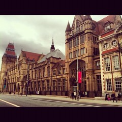 Day 30 - The Manchester Museum (akhenatenator) Tags: manchester university worth1000