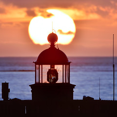 _4LN3699 : Le phare de Kermorvan (Brestitude) Tags: sunset lighthouse france brittany bretagne breizh 29 phare coucherdesoleil finistre leconquet kermorvan brestitude