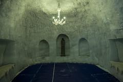 Room of Serenity (webeagle12) Tags: mountain alps cold ice switzerland klein nikon europe paradise swiss tunnel palace glacier skiresort summit cave zermatt matterhorn sculptures valais susse d90 theodul 1685mm