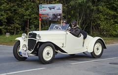 """Praga Alfa Sport """"1000 miles"""" (1932) (The Adventurous Eye) Tags: classic car sport race 1932 climb do hill praga brno alfa 1000 rallye mil závod soběšice vrchu brnosoběšice"""