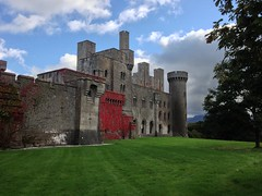 "Penrhyn Castle • <a style=""font-size:0.8em;"" href=""http://www.flickr.com/photos/81195048@N05/8064576593/"" target=""_blank"">View on Flickr</a>"