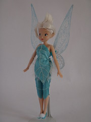 Disney Fairies Periwinkle 10'' Doll - First Look - Deboxed - Full Right Front View (drj1828) Tags: wings doll secret disney periwinkle fairies disneystore 10inch poseable deboxed flutterwings