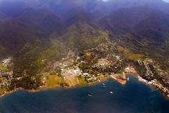 Violet Hills over Alotau (albert_william) Tags: landscape photography png papuanewguinea alotau milnebay