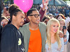Reggie Yates and Jorgie Porter BBC Radio 1's Teen Awards 2012