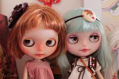 Anna and Usagi...