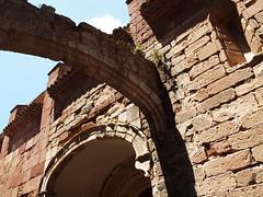 PRADES-06 (e_velo ()) Tags: 2016 catalunya baixcamp prades primavera spring olympus e620 ancientarchitecture