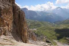 Sassolungo, Dolomiti (Giorgio Pongiluppi) Tags: dolomiti alpi alps sassolungo