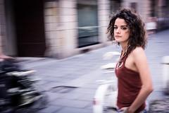 Portrait in town (stefano.michelin) Tags: bellezza belle beauty ragazza girl portrait ritratto conceptual