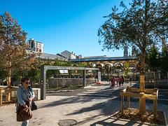 La gare (christophemo) Tags: nancy villedenancy lorraine france meurtheetmoselle esplanade place gare btiment passant parking accs rue personnage