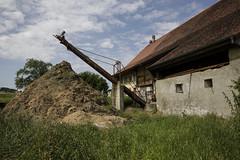 Valuable waste (Nestl) Tags: biogas farm farming farmer countryside renewable energy sustainability waste plant environment environmental