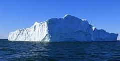 Huge Iceberg  near Saqqaq ~ Ice is So Beautiful in Disko Bay (twiga269  FEMEN #JeSuisCharlie) Tags: twiga269 om  whatareyoutrainingfor gettingstrongereveryday wanderlust wilderness mountainwilderness mw gngl grandnordgrandlarge gro023 iceisbeautiful greenland kalaallit nunaat kalaallitnunaat disko bay baiededisko diskobugten iceberg ilulissat qeqertaq saqqaq groenland grnland groenlandia grnland grenlandia   kayak ice hielo glace glacier immense gletscher ericchazal arctic diskoline inlandsis torssukatak kangilerngata kangilerngatasermia eqi eqip sermia smallesund