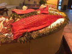 Tuna Loin (Seville) (touring_fishman) Tags: spain sevilla seville 2016 september city tuna loin large fish red