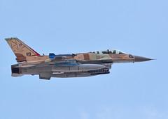 Israel 119 2016-08-17 (EOR 1) Tags: f16i 119 idf israeliairforce redflag164 nellisafb