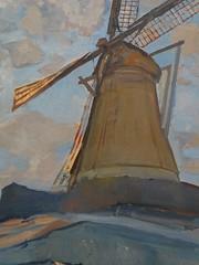 Dallas '16 (faun070) Tags: dallasmuseumofart dallas mondriaan pietmondrian windmill painting windmillmondrian windmillmondriaan
