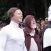 Princess Leia and Obi-Wan Kenobi