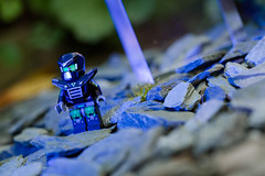 We come in peace (dannymol) Tags: minifig alien minifigures lego toys