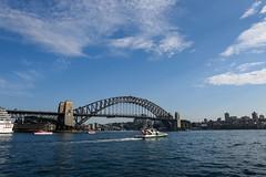 DSC_7302.jpg (Myreality2) Tags: australia sea sydney bridge harbour bluesky newsouthwales au