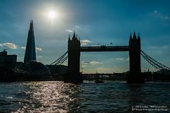 Riverboat_DSC6014 (Nick Woods Photography) Tags: thames riverthames river clouds cloudy cloud sky london londonlandmark sunshine water tidalriver londonskyline sil sun sunlight sunny shadow towerbridge shard theshard