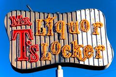 Mr T's Liquor Locker, Plate 6 (Thomas Hawk) Tags: california liquorstore mrtsliquorlocker sanjose southbay usa unitedstates unitedstatesofamerica neon fav10 fav25