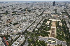 Perspectiva desde lo alto (CarlosJ.R) Tags: francia campodemarte losinvlidos napolen pars torreeiffel torre montparnasse
