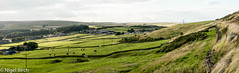Ogden Panorama-Edit (Thank you for looking.) Tags: ogdenhalifax panorama stitched nikond800 manfrottotripod calderdale yorkshire moorland eveninglight