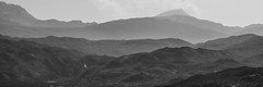 West Highlands of Scotland (Brian Travelling) Tags: mono blackandwhite scotland landscape panoramic pentaxkr pentax pentaxdal tones