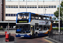 DSC_0145w (Sou'wester) Tags: bus buses publictransport psv khct kingston hull stagecoach municipal corporation