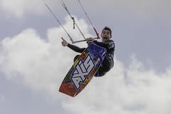 Pembrey Beach (Lloyd - Green) Tags: kitesurfing water