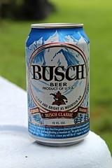Busch Beer (AZ Ashman 88) Tags: busch buschbeer beer drink cheap ohio beercan