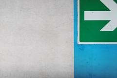 tronchetto parking - venice (al_st) Tags: tronchetto venezia venice concrete colours architecture abstract minimal parking building green grey blue white geometry