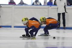 Mark KNSBcup 1 (NLHank) Tags: shorttrack speedskating knsbcup leeuwarden elfstedenhal knsb schaatsen nederland netherlands canon eos 7d eos7d markii nlhank 2016 sport action ice speed