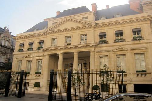 Buenos Aires - Recoleta: Palacio Duhau
