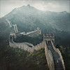 I follow the stone (biancavanderwerf) Tags: china travel two mist man square nevel cloudy persons bianca dreamcatcher thegreatwall reizen