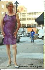 12 Josie @ Ellis Street Augusta Ga 08252011-7 size 9.5 - 3.5 inch heel pumps by Merona (Josie Augusta) Tags: georgia tv highheels cd josie tgirl transgender tranny transvestite augusta crossdresser merona tg trannie genderbender femaleimpersonator tgurl krosdreser